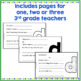 End of Year Memory Flip Book Activity - 2nd Grade