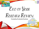 2nd Grade End of Year Reading Review (Aligned to Wonders)