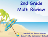 2nd Grade End of Year Review