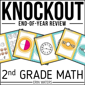 2nd Grade Math Review | End of Year | 3rd Back to School | Distance Learning