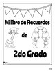 2nd Grade End of the Year Memory Book - Spanish and English Version - Trolls