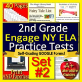 2nd Grade Engage NY ELA Test Prep Practice Tests  Reading Passages and Questions