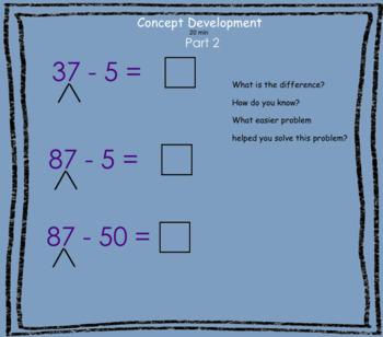 2nd Grade Engage NY Math Module 1 Lesson 3