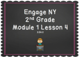 2nd Grade Engage NY Math Module 1 Lesson 4