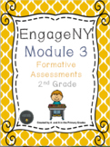2nd Grade Engage NY Math Module 3 Formative Assessments