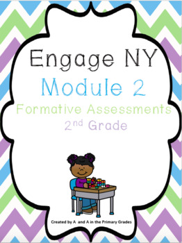 2nd Grade Engage NY Module 2 Formative Assessments