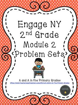 2nd Grade Engage NY Module 2 Problem Sets
