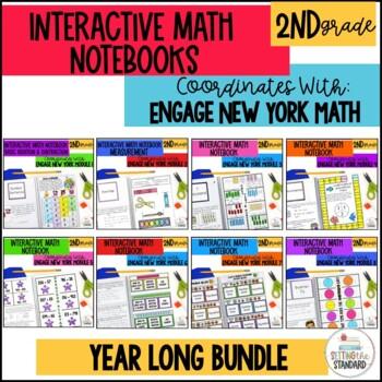 2nd Grade Engage New York (Engage NY) Interactive Notebook BUNDLE