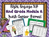 2nd Grade Engage New York Module 2 Math Centers!  8 Games!
