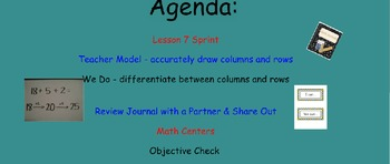 2nd Grade Engage New York Module 6: Lesson 7-13