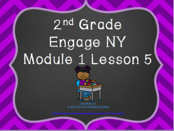 2nd Grade EngageNY Math Module 1 Lesson 5