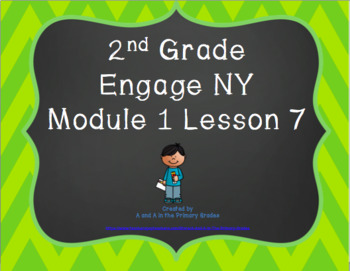 2nd Grade EngageNY Math Module 1 Lesson 7
