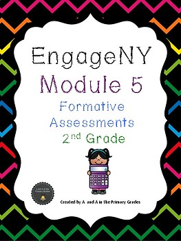 2nd Grade EngageNY Math Module 5 Formative Assessments