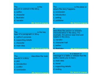 2nd Grade English/Language Arts Common Core Standards Vocabulary