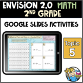 2nd Grade Envision Google Slides Activities - Topic 5