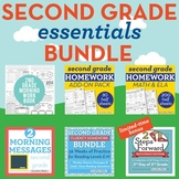 2nd Grade Essentials Limited Time Bundle