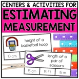 2nd Grade Estimating Length Centers for 2.MD.3