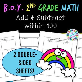 2nd Grade Eureka Math Module 1 Review