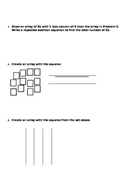 2nd Grade Eureka Math - Module 6, Lessons 7-10 Test