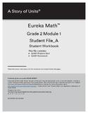 2nd Grade Eureka Math Student Workbook Modules 1-8