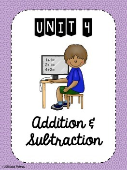 2nd Grade  Math Binder Covers & Spines