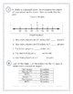 2nd Grade Everyday Math (EDM4) Unit 7 Pre-Assessment
