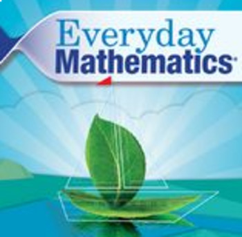 2nd Grade Everyday Math Unit 1