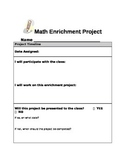 2nd Grade Everyday Math Unit 10 Enrichment Activity