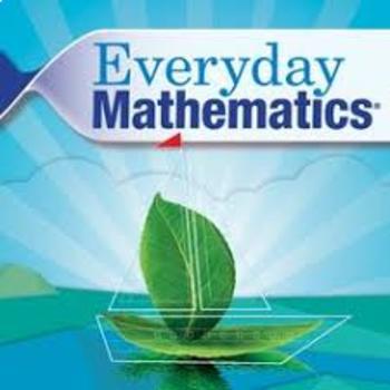 2nd Grade Everyday Math Unit 2