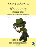 Informational Expository Writing 2nd Grade Common Core Wri