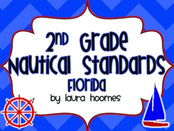 2nd Grade FLORIDA Nautical Standards