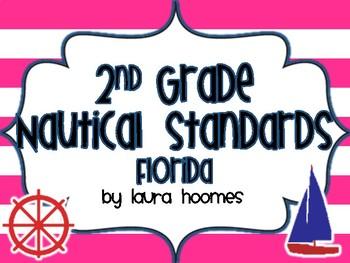2nd Grade FLORIDA Nautical Standards set 2