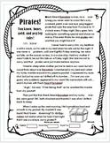 2nd Grade Flashback Pirates