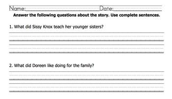 2nd Grade Fluency & Comprehension Set- Houghton Mifflin