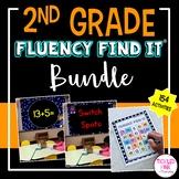 2nd Grade Fluency Find It BUNDLE