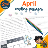 2nd Grade Fluency Passages for April