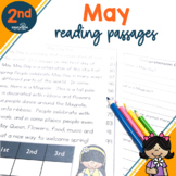 2nd Grade Fluency Passages for May