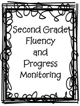 2nd Grade Fluency and Progress Monitoring