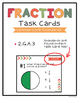 2nd Grade Fraction Task Cards