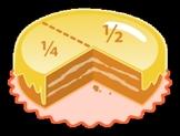 2nd Grade Fraction Tests