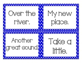 2nd Grade Fry Phrases Flashcards.