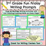 2nd Grade Fun Friday Activities For a Year