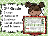 2nd Grade GA Standards of Excellence Social Studies and Sc