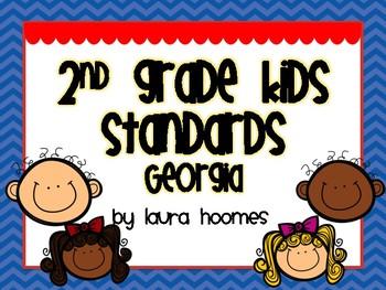 2nd Grade GEORGIA Kids Standards