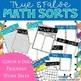 2nd Grade GROWING Math Task Card BUNDLE- True & False Sorting Tasks