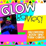 Glow Games - Math review games and task cards