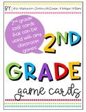 2nd Grade Game Preview