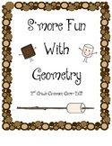 2nd Grade Geometry:  2.G1 Common Core Unit