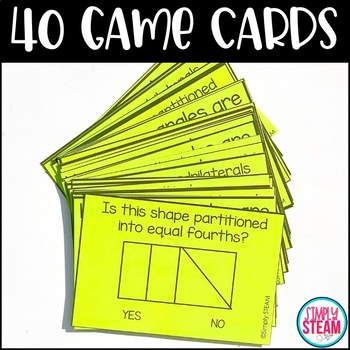 2nd Grade Geometry Game