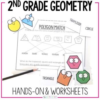 2nd Grade Geometry Activities
